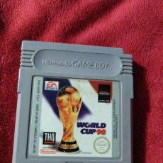 Videojuegos y Consolas: JUEGO GAME BOY WORLD CUP 98. Lote 109347883
