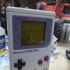 Videojuegos y Consolas: CONSOLA NINTENDO GAME BOY 1989 DMG - 01 ORIGINAL.CON JUEGO TERMINATOR INCLUIDO.. Lote 109448887