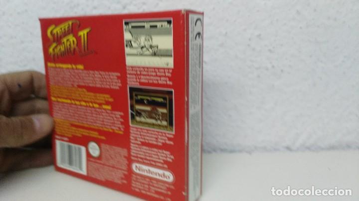 Videojuegos y Consolas: nintendo game boy caja vacia juego street figher II - Foto 6 - 109540659