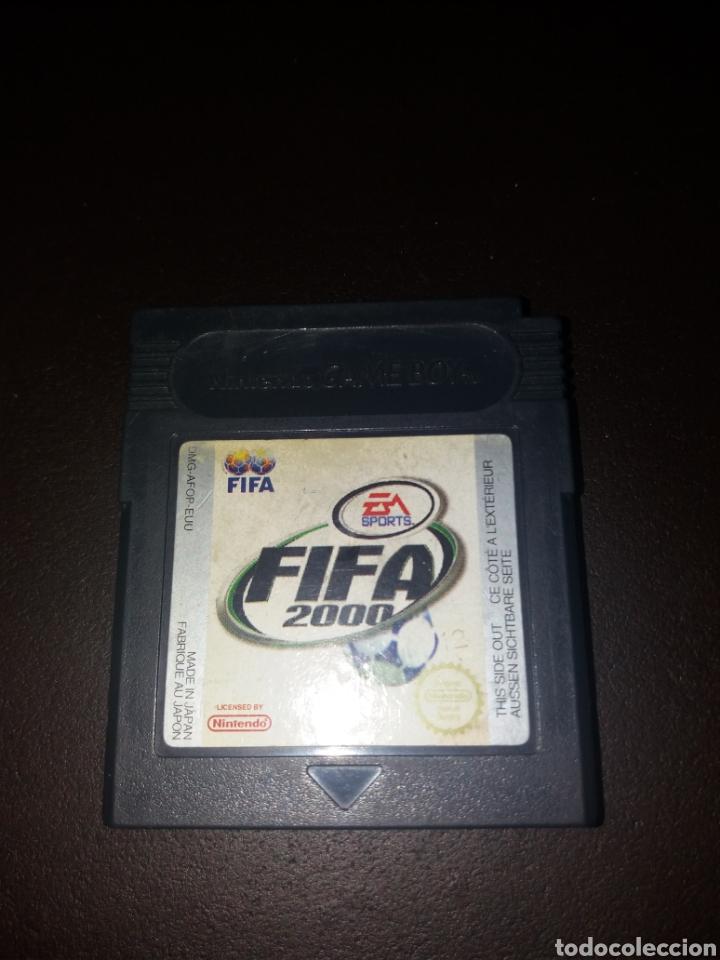 JUEGO FIFA GAME BOY . (Juguetes - Videojuegos y Consolas - Nintendo - GameBoy)