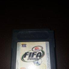 Videojuegos y Consolas: JUEGO FIFA GAME BOY .. Lote 110099348