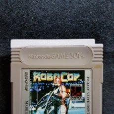 Videojuegos y Consolas: NINTENDO GAMEBOY CLASICA ROBOCOP PAL ESP. Lote 111033842