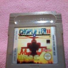 Videojuegos y Consolas: NINTENDO GAME BOY ~ CHOPLIFTER 2. Lote 111198415