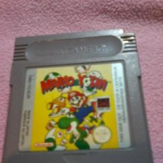 Videojuegos y Consolas: JUEGO NITENDO GAME BOY-MARIO YOSHI. Lote 111198571