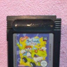 Videojuegos y Consolas: RUGRATS GAMEBOY GAME BOY FRANCIA . Lote 111198659