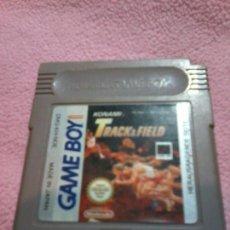 Videojuegos y Consolas: TRACK & FIELD NINTENDO JUEGO GAME BOY GB NINTENDO GAMEBOY. Lote 111198743