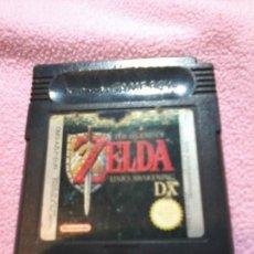 Videojuegos y Consolas: THE LEGEND OF ZELDA LINKS AWAKENING DX GAME BOY. Lote 111293043