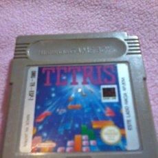 Videojuegos y Consolas: JUEGO NINTENDO GAMEBOY - TETRIS. Lote 111293479