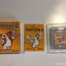 Videojuegos y Consolas: JUEGO GREMLINS 2 PARA GAME BOY (VERSIÓN JAPONESA). Lote 111821971