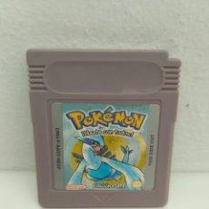 Videojuegos y Consolas: POKEMON EDICIÓN PLATA JUEGO GAME BOY. Lote 111963376
