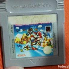 Videojuegos y Consolas: JUEGO GAMEBOY SUPER MARIO. Lote 112120947