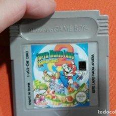 Videojuegos y Consolas: JUEGO GAMEBOY SUPER MARIO LAND 2. Lote 112121223