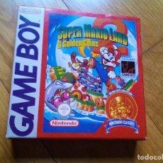 Videojuegos y Consolas: JUEGO SUPER MARIO LAND 2. 6 GOLDEN COINS. GAME BOY. EN CAJA Y CON INSTRUCCIONES. Lote 112225231
