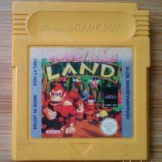 Videojuegos y Consolas: JUEGO NINTENDO GAME BOY GAMEBOY DONKEY KONG LAND . Lote 112322859