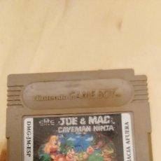 Videojuegos y Consolas: JUEGO NINTENDO GAME BOY JOE & MAC CAVEMAN NINJA. Lote 112731427