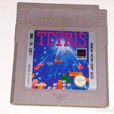 Videojuegos y Consolas: GAME BOY NINTENDO : ANTIGUO JUEGO TETRIS MADE IN JAPAN. Lote 112881479