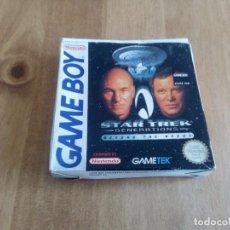 Videojuegos y Consolas: JUEGO DE STAR TREEK. Lote 113441351