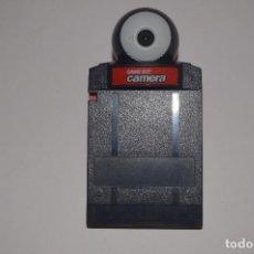 Videojuegos y Consolas: COMPLEMENTO PARA CONSOLA NINTENDO GAME BOY CAMERA CARTUCHO CÁMARA APLICACIONES SIN CAJA NI MANUAL. Lote 113625799