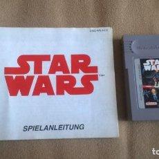 Videojuegos y Consolas: GAMEBOY NINTENDO STARS WARS. Lote 114059507