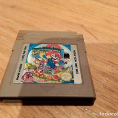 Videojuegos y Consolas: NINTENDO GAME BOY 1989, JUEGO SUPER MARIO LAND FUNCIONANDO. . Lote 114754431