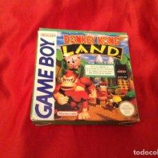 Videojuegos y Consolas: DONKEY KONG LAND COMPLETO . Lote 114879559
