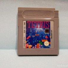 Videojuegos y Consolas: JUEGO NINTENDO - GAME BOY / GAMEBOY - TETRIS - VERSION DMG-TR-UKV. Lote 115741507