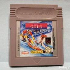 Videojuegos y Consolas: JUEGO NINTENDO - GAME BOY / GAMEBOY - WINTER GOLD - VERSION DMG-YC-EUR. Lote 115741599