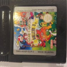 Videojuegos y Consolas: GAME AND WATCH GALLERY 3 GAMEBOY COLOR GBC GB NINTENDO. Lote 116857275