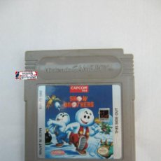 Videojuegos y Consolas: JUEGO DE GAME BOY - SNOW BROTHERS. Lote 117016487