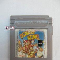 Videojuegos y Consolas: JUEGO DE GAME BOY - DONKEY KONG. Lote 117018315