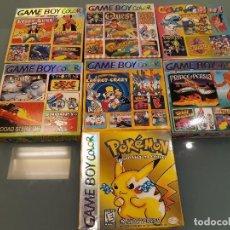 Videojuegos y Consolas: LOTE DE 7 JUEGOS DIFERENTES DE GAME BOY. Lote 140695088
