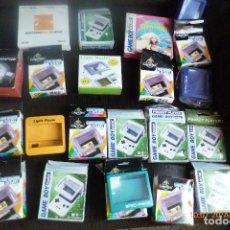 Videojuegos y Consolas: LOTE NINTENDO GAMEBOY. Lote 118528227