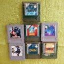 Videojuegos y Consolas: 7 JUEGOS XMEN ESPIDERMAN TETRIS FIFA 97 ROBOCOP RAYMAN DUELO EN LAS TINIEBLAS GAMEBOY AÑOS 97 Y 98. Lote 118698027