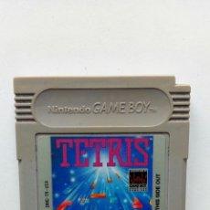 Videojuegos y Consolas: JUEGO DE GAME BOY. TETRIS. NINTENDO. AÑOS 90. Lote 119102002