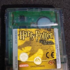 Videojuegos y Consolas: HARRY POTTER AND THE CHAMBER OF SECRETS - GAME BOY ADVANCE -GAMEBOY. Lote 120102251