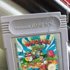 Videojogos e Consolas: GAME BOY NINTENDO WARIO LAND. Lote 120102283