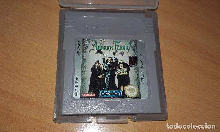 Juego Original Nintendo Game Boy Familia Addams Comprar