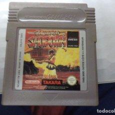 Videojuegos y Consolas: SAMURAI SHODOWN PARA GAME BOY DE NINTENDO.. Lote 121071991