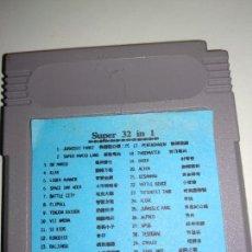 Videojuegos y Consolas: JUEGO GAME BOY 32 EN 1. Lote 121131635