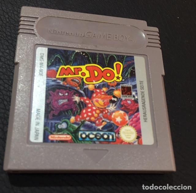 JUEGO DE NINTENDO GAME BOY GAMEBOY MR. DO (Juguetes - Videojuegos y Consolas - Nintendo - GameBoy)