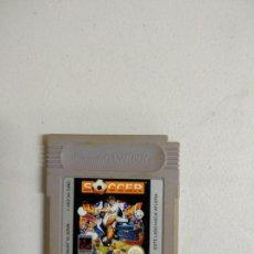 Videojuegos y Consolas: SOCCER - GAME BOY GAMEBOY GB - PAL ESP. Lote 121597471