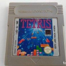 Videojuegos y Consolas: ANTIGUO JUEGO PARA NINTENDO GAME BOY TETRIS . Lote 121739563