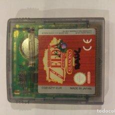 Videojuegos y Consolas: ZELDA ORACLE OF SEASONS GAMEBOY COLOR GBC GB NINTENDO. Lote 121741515
