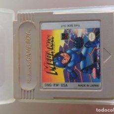Videojuegos y Consolas: MEGAMAN MEGA MAN GAMEBOY GB NINTENDO. Lote 121741627