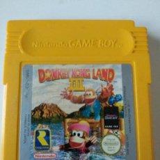 Videojuegos y Consolas: JUEGO NINTENDO GAME BOY DONKEY KONG LAND III . Lote 123025659