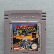 Videojogos e Consolas: JUEGO NINTENDO GAME BOY CLASSIC RACE DAYS SOLO CARTUCHO PAL R7611. Lote 170935989