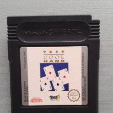 Videojuegos y Consolas: JUEGO NINTENDO GAME BOY CLASSIC COOL HAND SOLO CARTUCHO PAL R7615. Lote 124074255