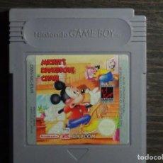 Videojuegos y Consolas: JUEGO NINTENDO GAME BOY - MICKEY´S DANGERUS CHASE. Lote 126073143