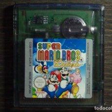Videojuegos y Consolas: JUEGO NINTENDO GAME BOY - SUPER MARIO BROS DELUXE. Lote 126073219