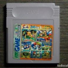 Videojuegos y Consolas: PARA GAME BOY 36 JUEGOS EN 1 (NO NINTENDO). Lote 126087355